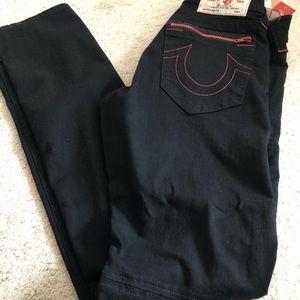 Men True Religion Moto jeans
